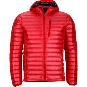 Marmot Quasar Nova Capuchon Jas Heren, team red
